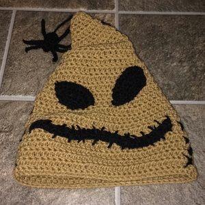 Oogie Boogie Halloween hat